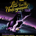 Big KRIT (@Bigkrit) Live From The Underground Tour @ El Rey Theatre in LA