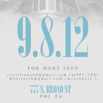 9.8.12 Event at 777 S. Broad St (Promo Video)