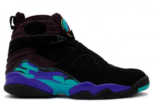 Nike Air Jordan 8 (Playoffs) (Aqua) Confirmed 2013 Release