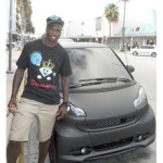 Chad Johnson Drives a Smart Car Now