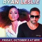 Elle Varner x Ryan Leslie In Concert Oct 5th at The TLA
