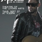 Miguel Live In Concert Sept 27 at The TLA