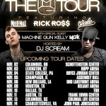 MMG Kicks Off Its MMG Tour November 2nd Ft. Rick Ross, Meek Mill, Wale, MGK and More