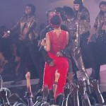 Rihanna 2012 MTV VMA's Performance Featuring ASAP Rocky & The ASS GRAB (Video)