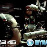 @MyNameSosa Shade 45 Interview/ Freestyle with @RealDJKaySlay (Video) (Shot by @JayWesVids)