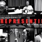 Studio Session: Ludacris x Kelly Rowland – Representin (Video)
