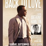 Win Tickets To See Anthony Hamilton and Estelle Back To Love Tour (Sept 16th at The Tower Theater)