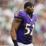 Ravens MVP Ray Lewis Out For The Season