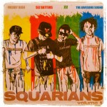 XV (@XtotheV) & The Squarians – Squarians Vol. 1 (Mixtape) (Hosted by @TheRealDJRichy)