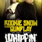 Rookie Snow (@ROOKIESNOW206) – Whippin' Ft. Gunplay (@GUNPLAYMMG) (Prod by @KinoBeats)