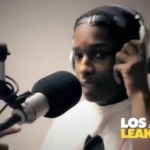 ASAP Rocky – Young & Gettin It Freestyle (Video)