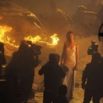Behind The Scenes Photos of Rihanna – Diamonds (Video Shoot)