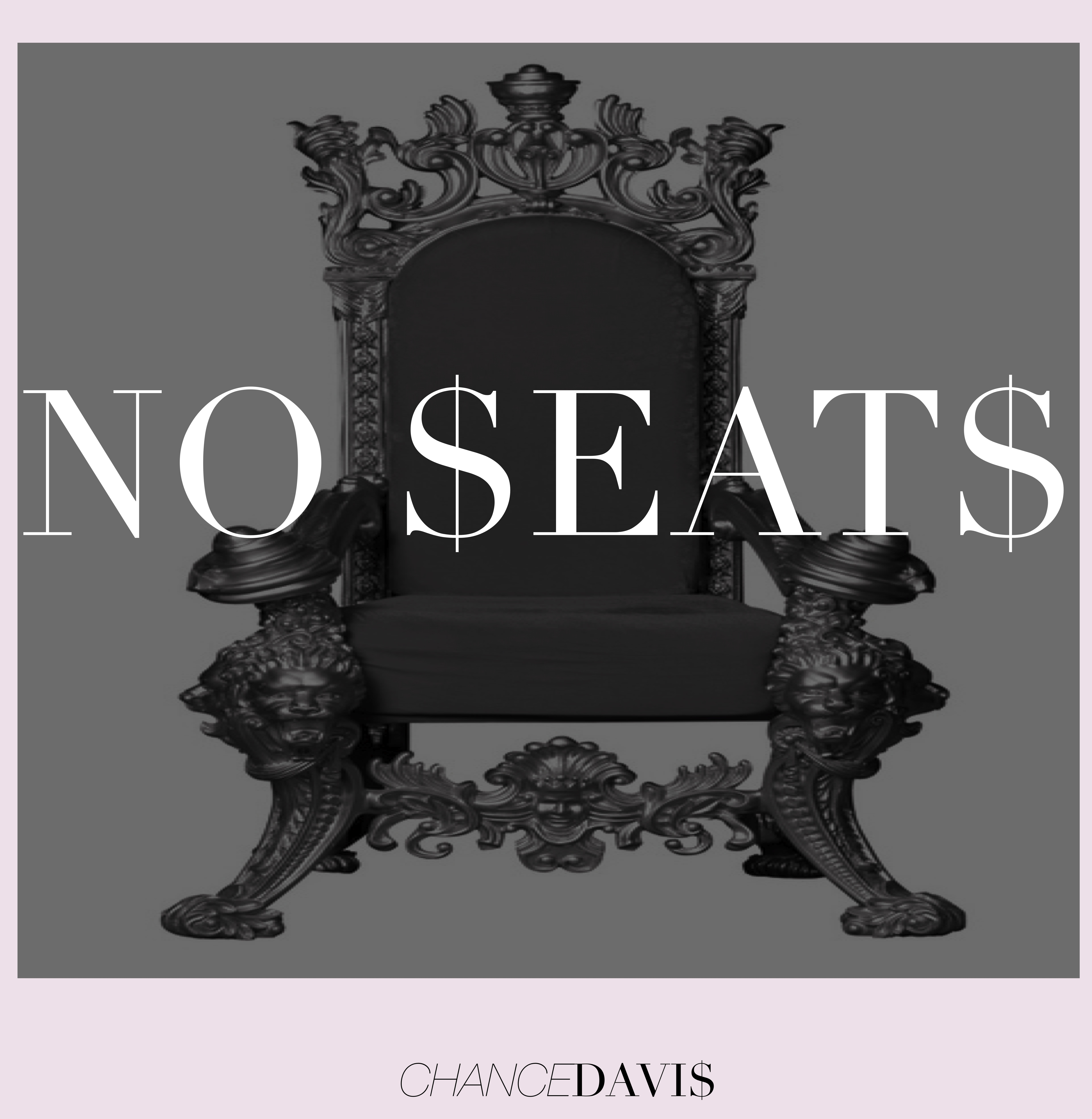 Chance Davis (@chzarebel) – No $eat$ (WarrMusikk)
