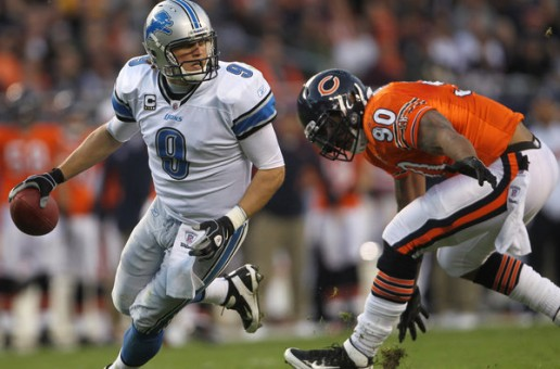 MNF: Detroit Lions Vs. Chicago Bears Predictions