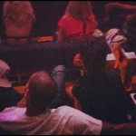 Chris Brown Spotted With His Arm Around Rihanna at Jay-Z's Barclays Show