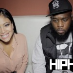 Freeway Talks New Diamond In The Ruff Album With Queen Diva (Video) (Shot by Rick Dange)