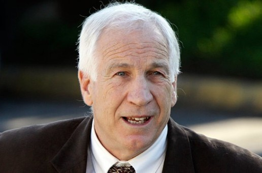 Sandusky Sentenced To 30-60 Behind Bars