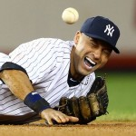 Yankees Captain Derek Jeter Out For The Postseason