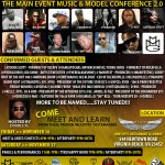@CRCDJs MAIN EVENT MUSIC & MODEL CONFERENCE IN VIRGINIA NOVEMBER 16-17