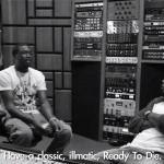 "Meek Mill & Nas In The Studio Recording ""Maybach Curtains"" (Video)"