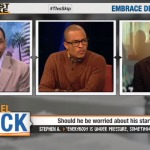T.I. vs Skip Bayless and Stephen A. Smith on ESPN First Take (Video)