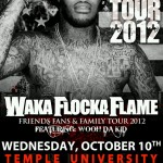 Waka Flocka Meet and Greet + Ticket Giveaway October 10th At Phenomenal Records (Phila, Pa)
