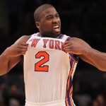Knicks Guard Raymond Felton Crossover On Lebron James (Video)
