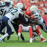 TNF: Kansas City Chiefs Vs. San Diego Chargers