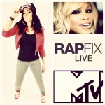 Philly's Own Mz Lynx (@MzLynx_215) Will Be On MTV's RapFixLive Today with Eve at 4pm