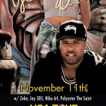 WIN 2 Tickets To See Dom Kennedy This Sunday In Philly At The Blockley via HHS1987