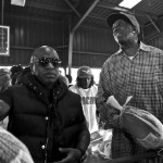 YMCMB 2012 Turkey Giveaway In New Orleans (Photos via @Derick_G)