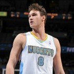 Denver Nuggets Danilo Gallinari Tosses Alley-Oop To Himself  (Video)