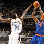 Knicks J.R. Smith Sinks Buzzer Beater To Beat Bobcats