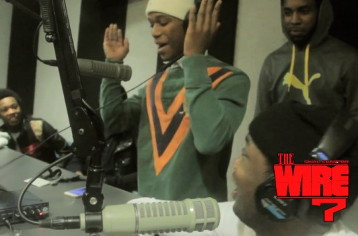 Meek Mill New Artist Lil Snupe (@LilSnupe) Come Up Show Freestyle (Video)