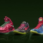 Nike Presents: The Christmas Pack (Lebron X, KD V, Kobe 8 System)