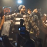 Trinidad James Brings Out ASAP Mob in NYC (Video)