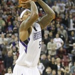 Sacramento Kings James Johnson's Buzzer Beater Against The New York Knicks (Video)