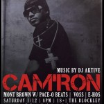 Win Tickets To See Cam'ron Live In Philly (January 12, 2013)