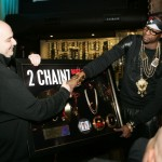 2 Chainz Receives Platinum & Gold Plaques From Def Jam President, Joie Manda