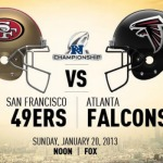 NFL NFC Championship Sunday: San Francisco 49ers Vs. Atlanta Falcons