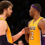 Lakers In More Trouble: Howard & Gaso