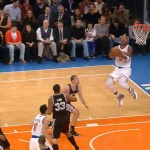 J.R. Smith's INCREDIBLE Reverse Oop (Video)
