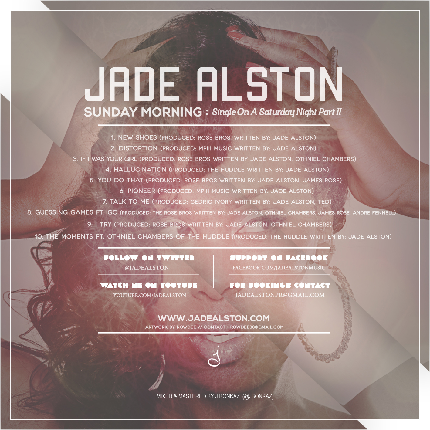 jade-alston-sunday-morning-single-on-a-saturday-night-pt-2-ep-tracklist-HHS1987-2013 Jade Alston (@JadeAlston) - Sunday Morning: Single on A Saturday Night Pt. 2 (EP)