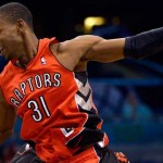 Toronto Raptors Terrence Ross Nasty Dunk Against Brooklyn (Video)