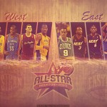 2013 NBA All-Star Starting Lineups & Full Rosters (8:00pm On TNT)