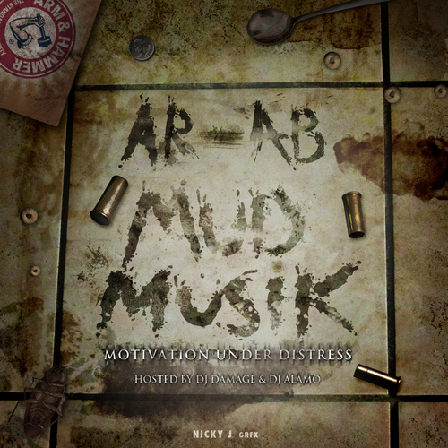 ar-ab-m-u-d-musik-motivation-under-distress-mixtape-HHS1987-2013 AR-AB - M.U.D. Musik (Motivation Under Distress) (Mixtape)