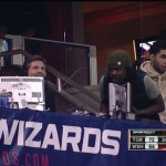 Hi, My Name Is: Wale Introduces Himself To The Toronto Raptors Announcers After They Diss Him In DC (Video)