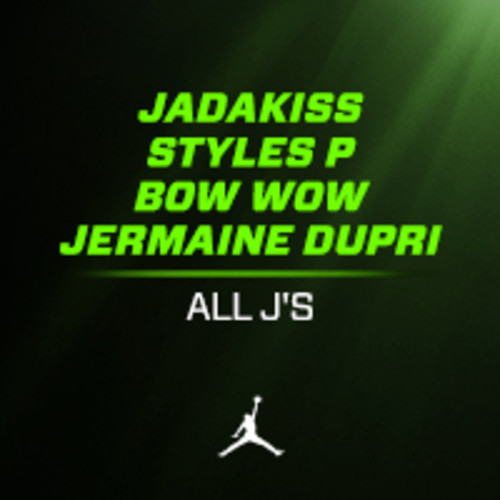 jadakiss-styles-p-bow-wow-all-js-produced-by-jermaine-dupri-HHS1987-2013 Jadakiss, Styles P & Bow Wow - All J's (Produced by Jermaine Dupri)