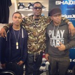 Meek Mill x Lil Snupe – Sway In The Morning Freestyle