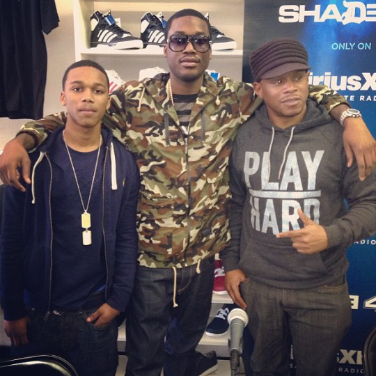 Meek Mill x Lil Snupe - Sway In The Morning Freestyle